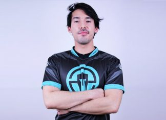 """George """"Hyped"""" Mangazini of Immortals has a passion for gaming, esports, and competition."""