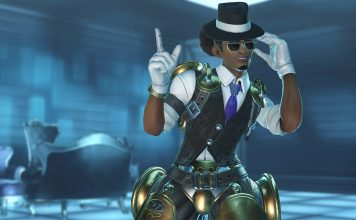 Lucio's dazzling new outfit is turning heads amidst the carnage in Blizzard's Overwatch Anniversary Event.