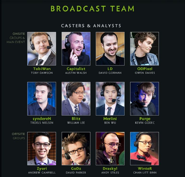 The professional Dota 2 scene still struggles to handle diversity issues. The lack of female casters is often glossed over by fans, forums, and loyal viewers.