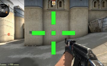 If you want to tweak your CS:GO crosshair, the game has a variety of tools that you can use to change almost everything. Players can choose the size of the crosshair gap, the crosshair thickness, and whether or not the crosshair dot occupies valuable real estate in the center of it.