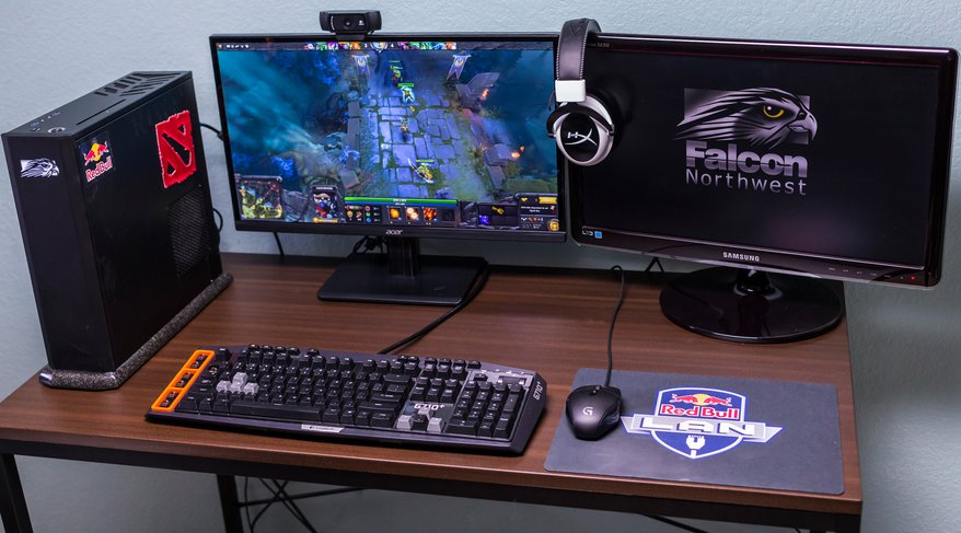 Between monitors, keyboards, and high-end parts, the costs of building a gaming rig can quickly add up.