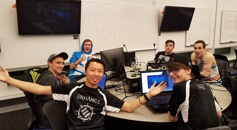 Adam Thao works with students at the University of Minnesota to create a social place for League of Legends players.