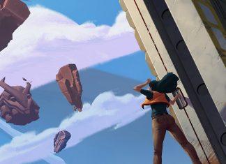 Drifting Lands is a 2D horizontal shoot 'em up, and boy does it kick some major ass.