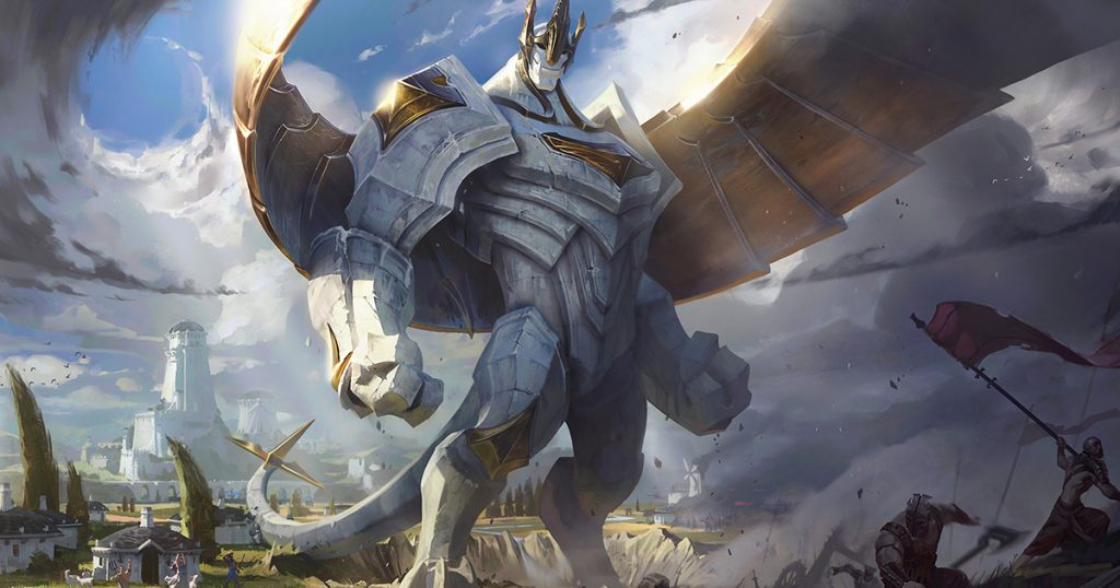 Post-rework Galio is a force to be reckoned with on Summoner's Rift.