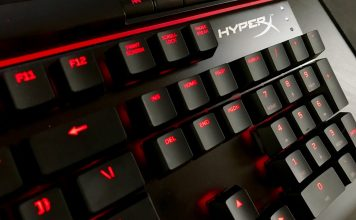 The HyperX Alloy Elite is a great mechanical keyboard for gamers and enthusiasts of all levels.