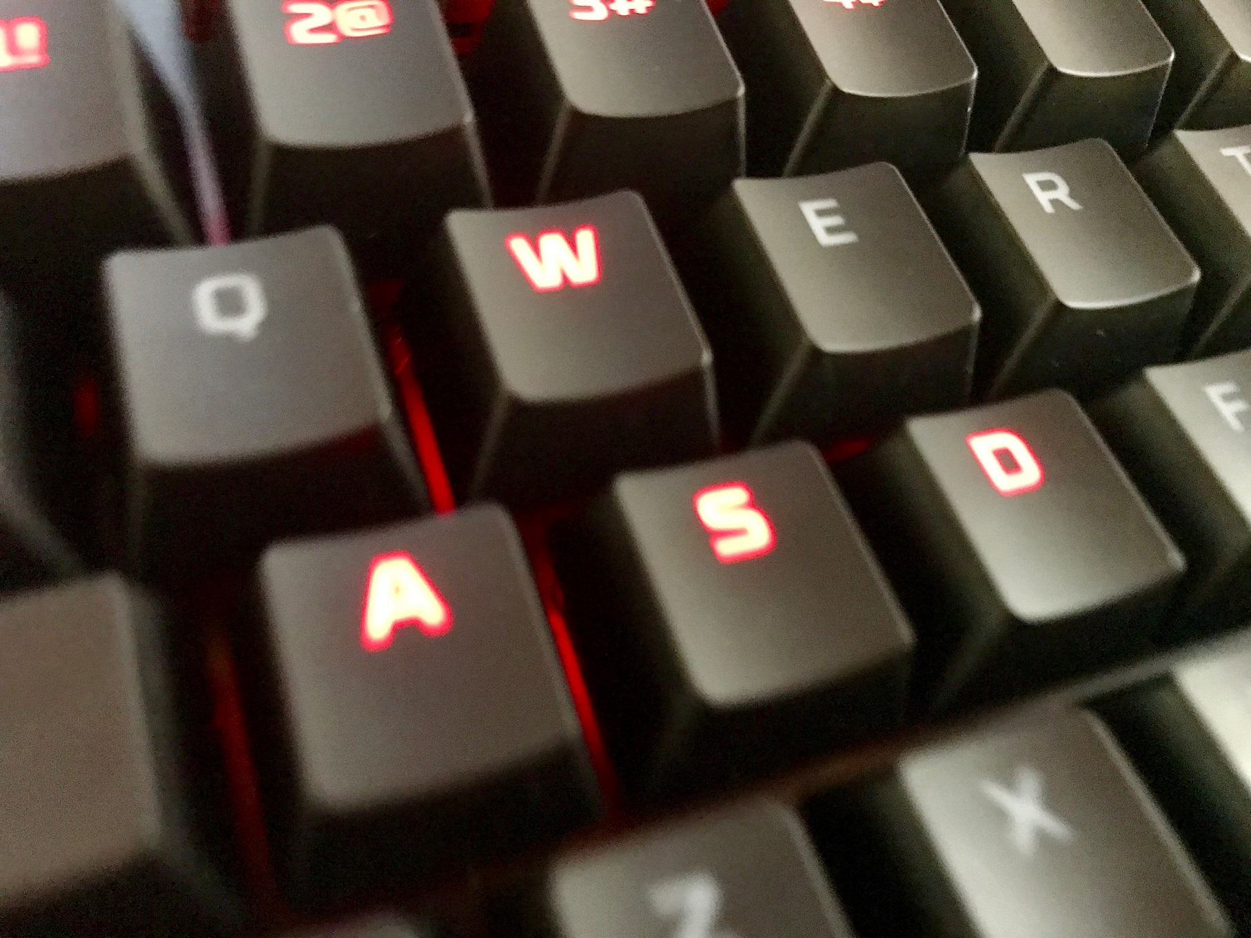 The HyperX Alloy Elite survived our rigorous durability testing.