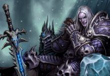 The legendary cards in the upcoming Knights of the Frozen Throne expansion have started to be revealed.