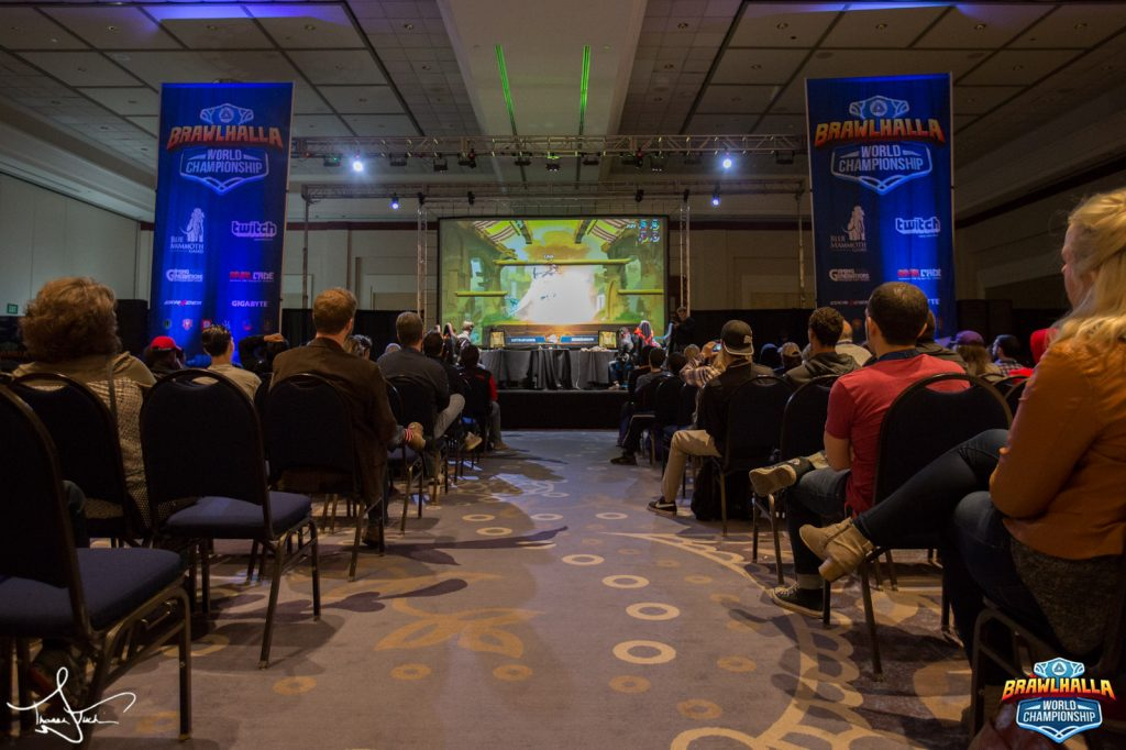 Brawlhalla's inaugural World Championship at the Cobb Galleria reminds us that small venues still deliver quality experiences for esports lovers.