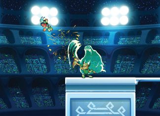Brawlhalla is, from everything we've seen, the best fighting game of 2017.