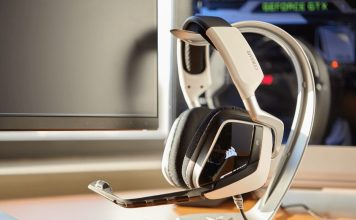 The Corsair VOID Wireless Headset is one of the most comfortable pieces of gaming equipment we've ever had the pleasure of wearing.