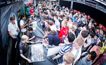 Esports crowds are big, but they're not done growing.