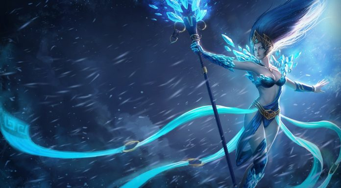 Janna is one of the strongest support champions in Patch 7.14.