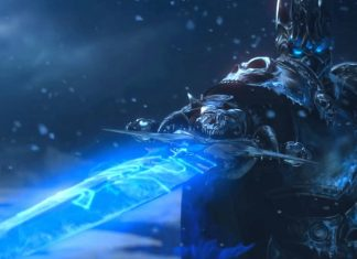 Hearthstone's upcoming expansion, Knights of the Frozen Throne, will feature the Lich King.