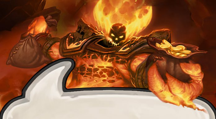 The Midsummer Fire Festival is hopefully the first of many Hearthstone events.