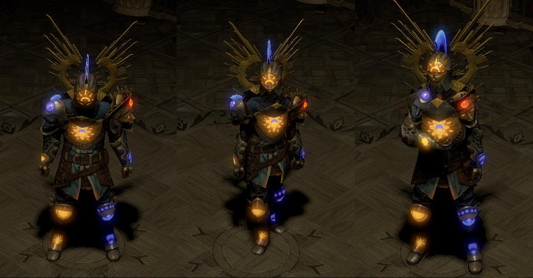 Hopefully, Templar's model will get a rework in Path of Exile's 3.0 launch.