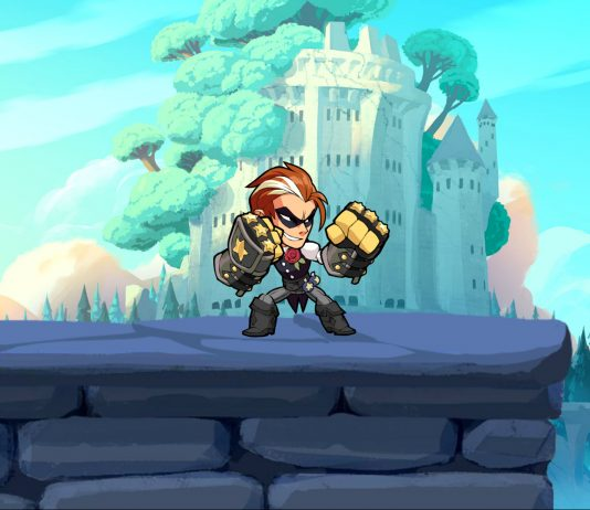 There's a new legend coming to Brawlhalla.