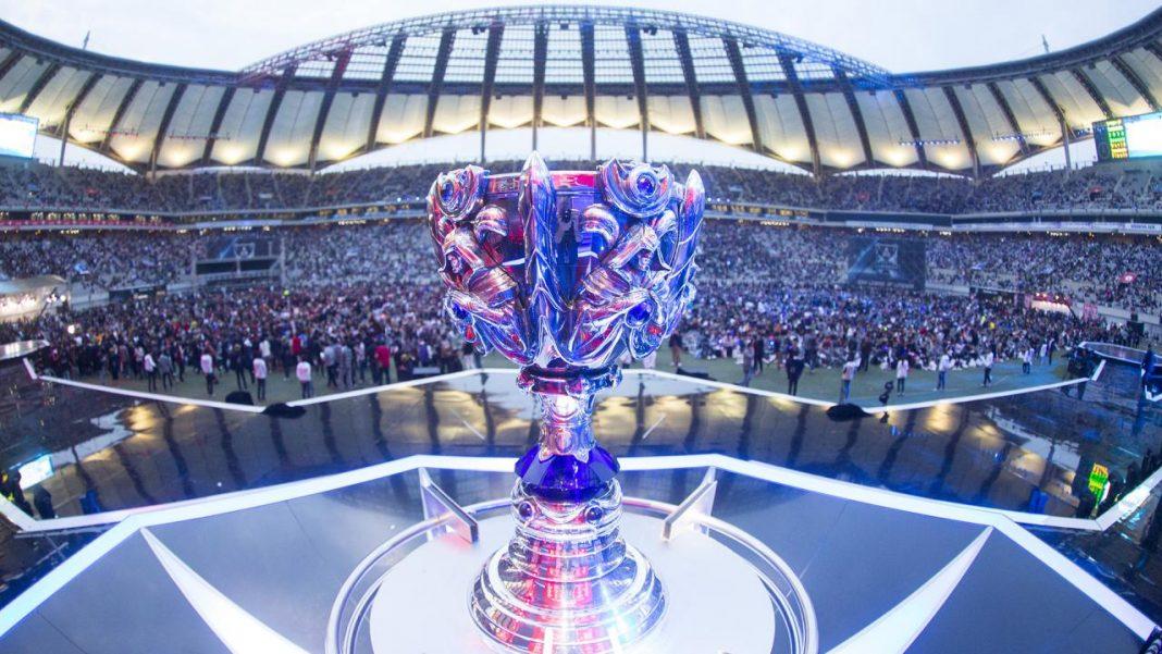 Mundial league of legends 2020