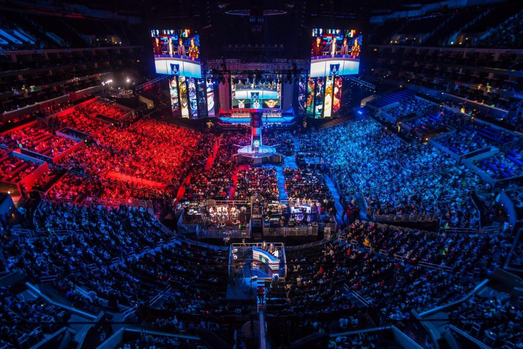 The crowd at the Staples Center for Worlds proved that League of Legends lovers can be just as passionate (and loud) as traditional sports fans.