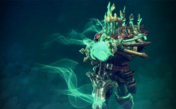 Dota 2 7.06f - Heroes - Wraith King