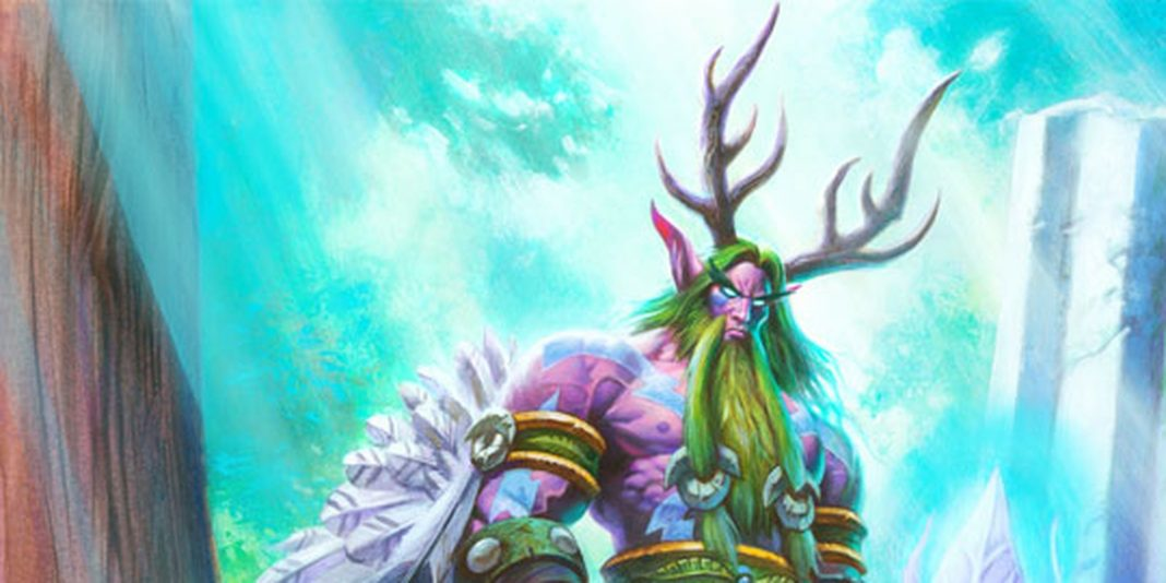 Druid is strong right now, but there's a handful of Hearthstone decks that can put up a good fight against Druid.