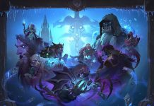 Knights of the Frozen Throne reveals are coming out of Blizzard headquarters.