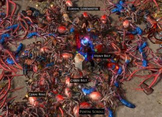 Path of Exile Monster Density