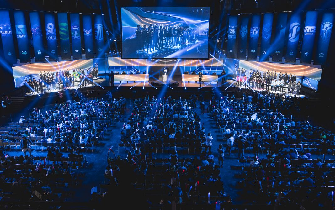 The Format for Worlds 2017: 43 Days of League of Legends