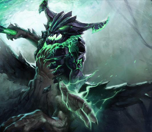 """Ability draft is an alternate game mode for Dota 2 that lets you combine skills to create a """"new"""" hero."""