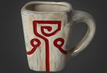 Muggernaut Coffee Mug - Dota Merchandise Gifts for Gamers