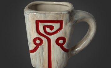 Muggernaut Coffee Mug - Dota Merchandise Gifts for Gamers