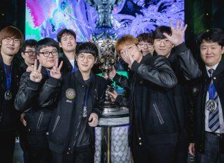 Worlds 2017 Finals - Samsung vs. SKT