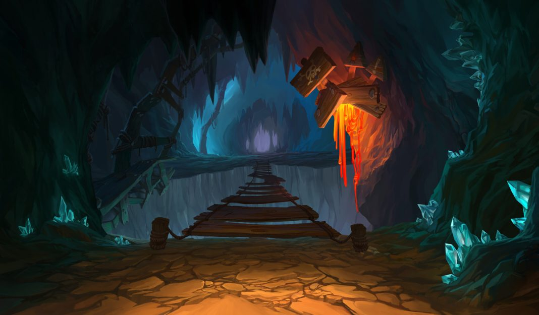 "Hearthstone's new expansion, Kobolds and Catacombs, will add a new mechanic called ""Recruit."""