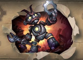 Hearthstone's upcoming expansion, Kobolds and Catacombs, includes new class weapons, a random legendary, and an all-new single player experience.