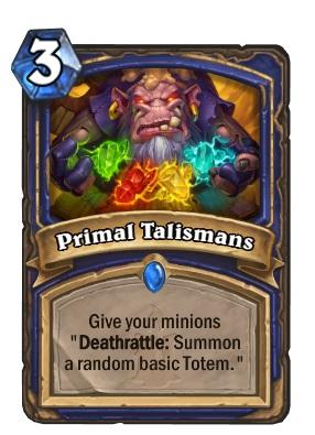 Primal Talisman