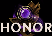 Honor Level in League of Legends