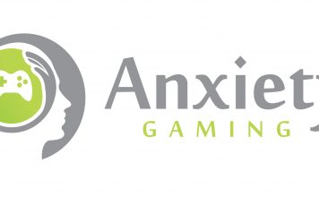 Anxiety Gaming Logo