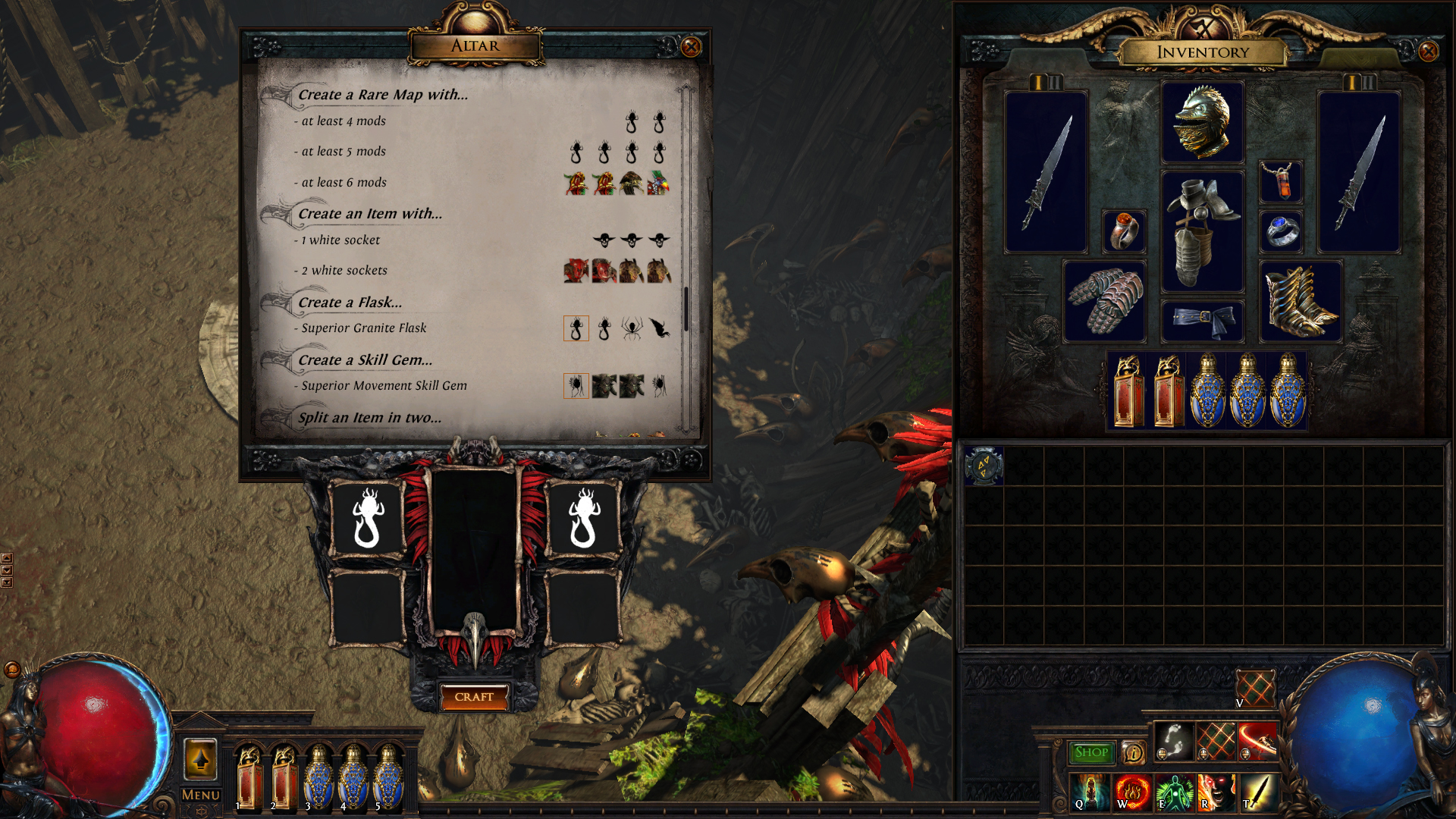 Bestiary Crafting