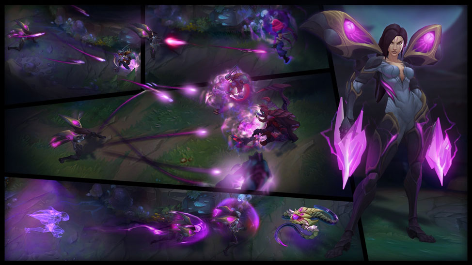 Kaisa Living Weapon