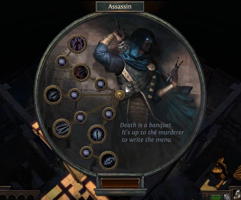 Assassin Ascendancy Change