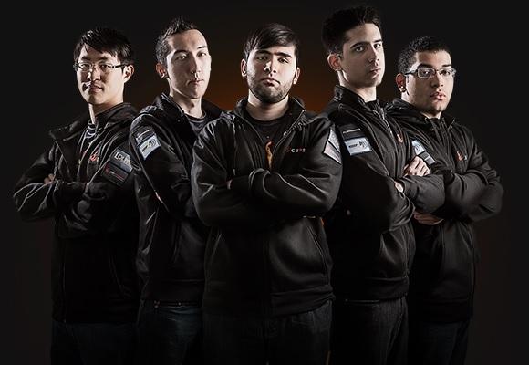 Team Curse lineup