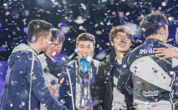 Team Liquid are the EU LCS Spring Split Champions