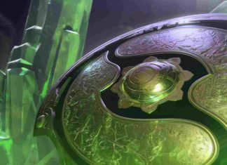 The International 8