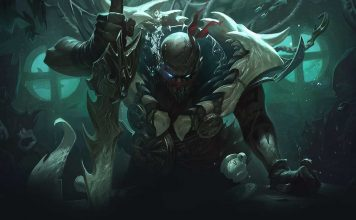 League of Legends Pyke