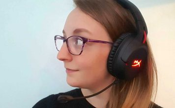 HyperX Cloud Flight headset