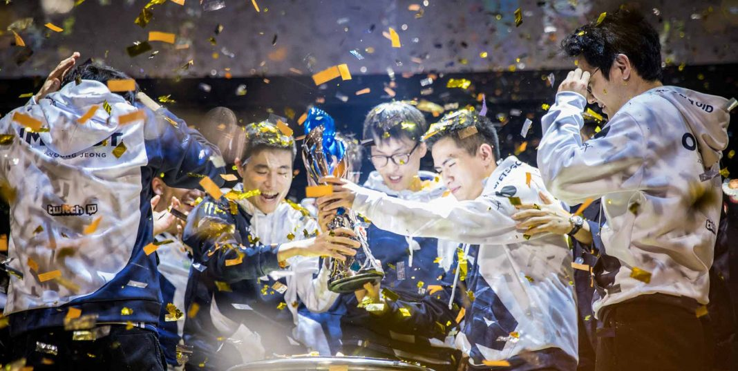 promo code 6ac31 8aa92 Team Liquid win NA LCS Summer Split Featured image by  LoL Esports