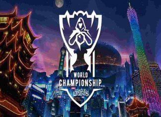 League of Legends Worlds 2018 Banner
