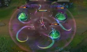 Neeko League of Legends Abilities