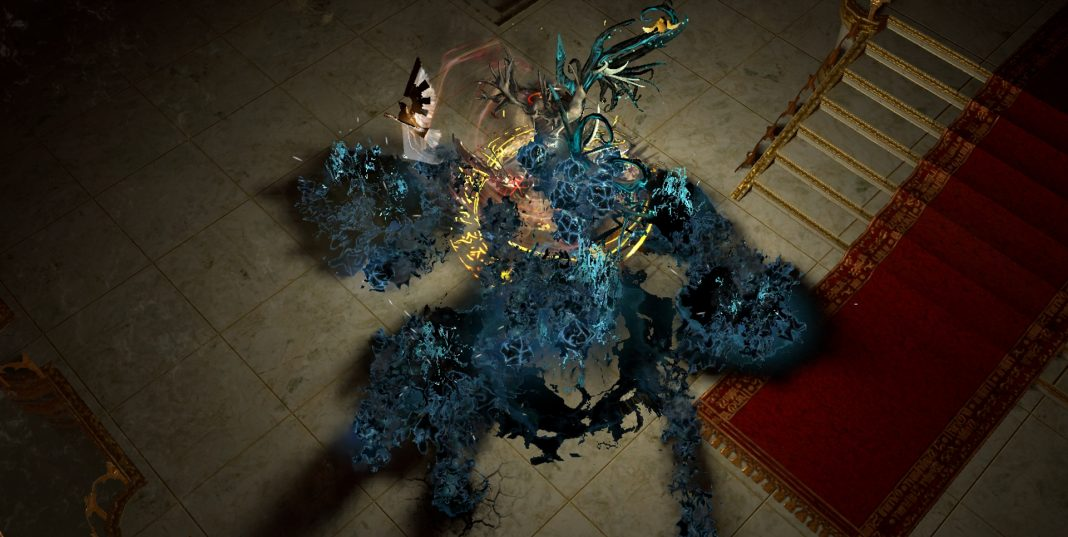 Path of Exile Molten Strike Juggernaut Guide - Delve to the