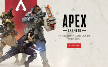 Apex Legends Banner