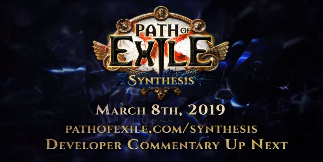 Path of Exile Synthesis Banner